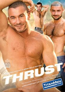 Thrust cover