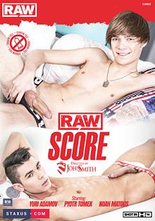 Raw Score cover