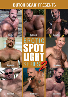 Erotic Spotlight Series 2 cover