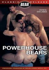 Powerhouse Bears