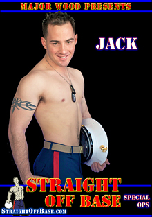 Straight Off Base Special Ops: Jack cover