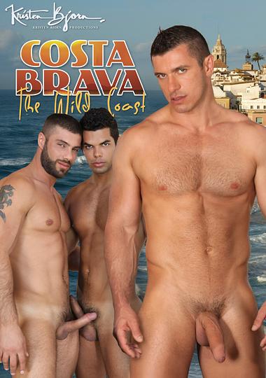 Costa Brava The Wild Coast Cover Front