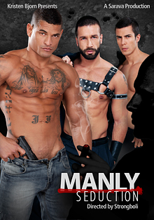 Manly Seduction cover