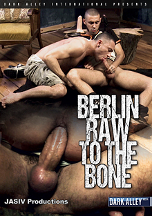 Berlin Raw To The Bone cover