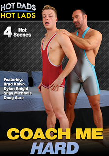 Coach Me Hard cover