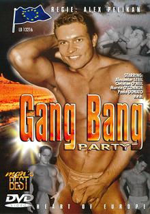 Gang Bang Party cover