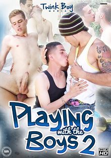 Playing With The Boys 2 cover