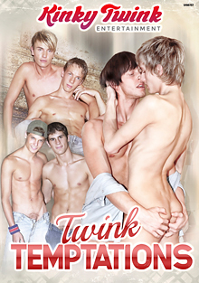 Twink Temptations cover