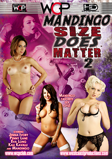 Mandingo Size Does Matter 2 cover