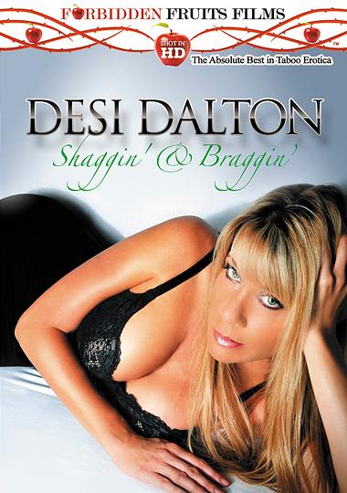Desi Dalton: Shaggin' And Braggin' cover