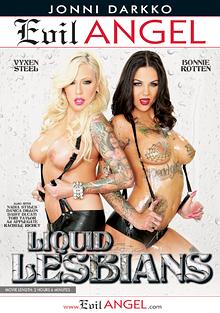 Liquid Lesbians cover