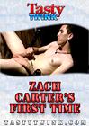 Zach Carter's First Time
