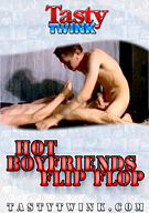 Hot Boyfriends Flip Flop
