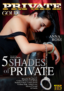 5 Shades Of Private cover