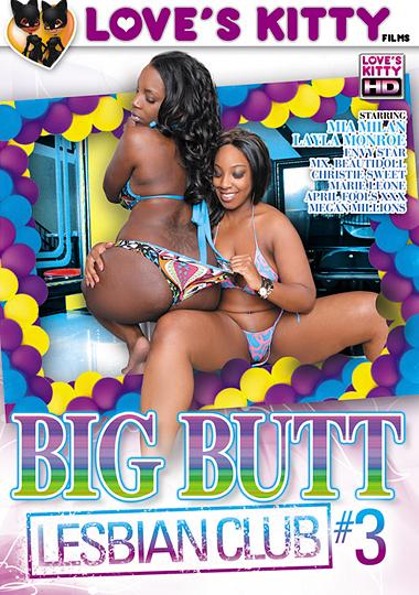 Big Butt Lesbian Club 3 cover