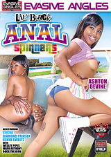 Lil' Black Anal Spinners