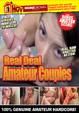Real Deal Amateur Couples