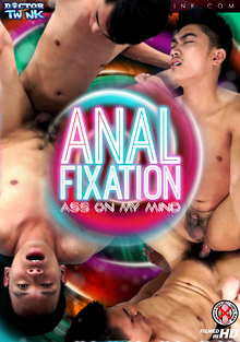 Anal Fixation cover