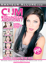 Cum Swallowing Auditions 7