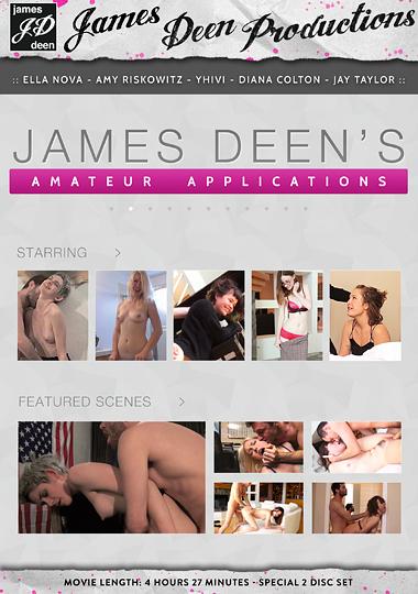 James Deen's Amateur Applications cover