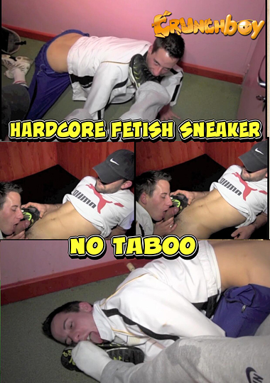 Hardcore Fetish Sneaker - No Taboo cover