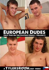 European Dudes First Time On The Casting Couch 2