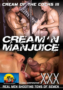 Cream Of The Cocks 3: Cream'n Manjuice cover