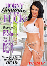 Horny Grannies Love To Fuck 8