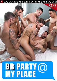 BB Party At My Place cover