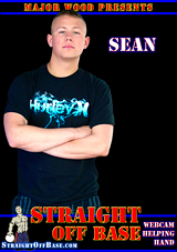 Straight Off Base: Webcam Helping Hand Sean