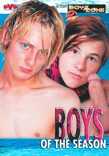 Boys Of The Season cover