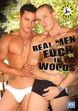 Real Men Fuck In The Woods