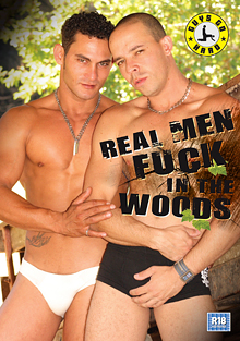 Real Men Fuck In The Woods cover