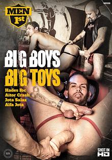 Big Boys Big Toys cover