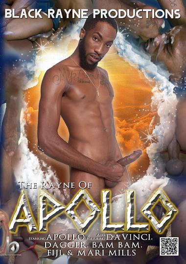 The Rayne Of Apollo cover