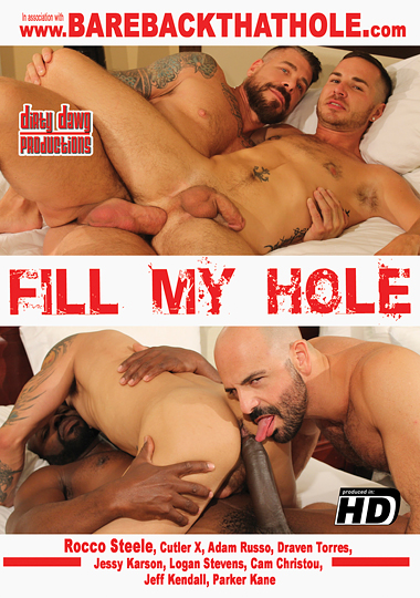 Fill My Hole Cover Front