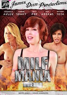 MILF Mania 2 cover