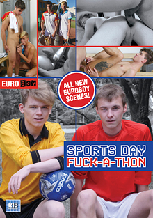 Sports Day Fuck-A-Thon cover