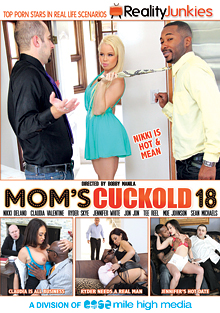 Mom's Cuckold 18 cover