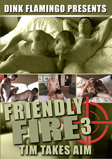 Friendly Fire 3: Tim Takes Aim cover