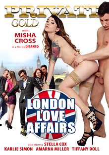 London Love Affairs cover