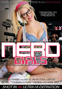 Nerd Girls cover