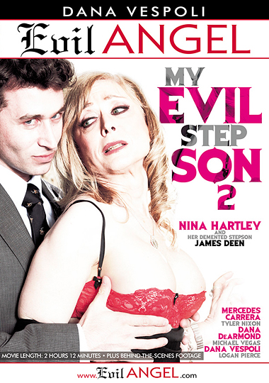 My Evil Stepson 2 cover