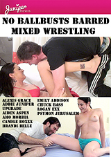 No Ballbusts Barred Mixed Wrestling