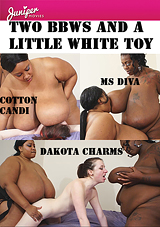 Two BBWs And A Little White Toy