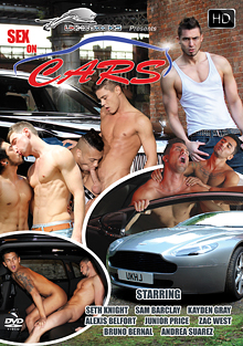 Sex On Cars cover