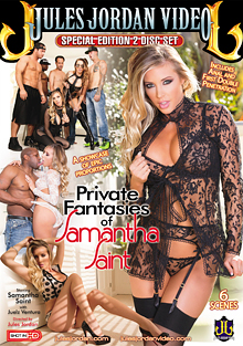 Private Fantasies Of Samantha Saint cover
