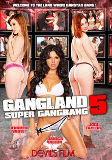 Gangland Super Gang Bang 5 cover