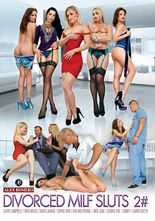 Divorced MILF Sluts 2 cover