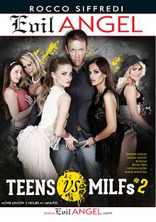 Teens Vs MILFs 2 cover